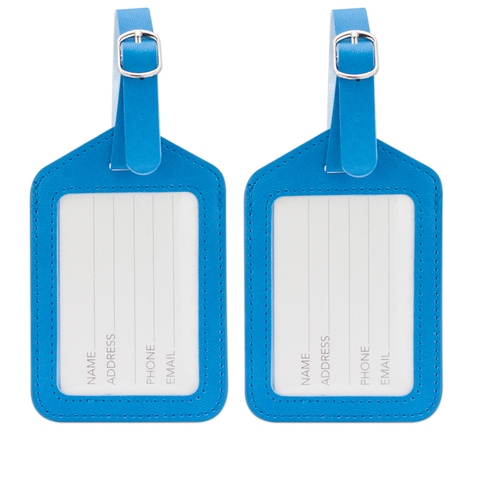 Elegance Luggage Tags Set of 2 - [variant_title] - Travellty
