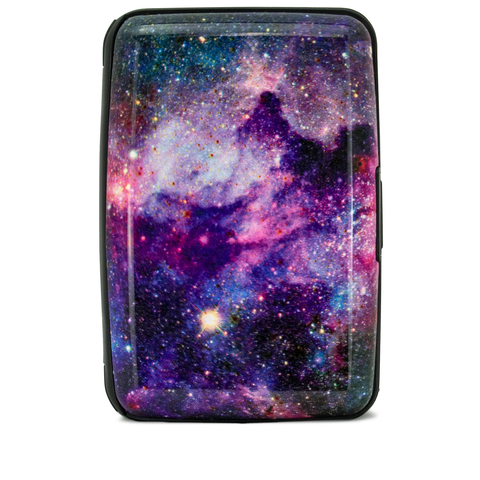 Collection RFID Wallet & Credit Card Case - The Galaxy - Travellty