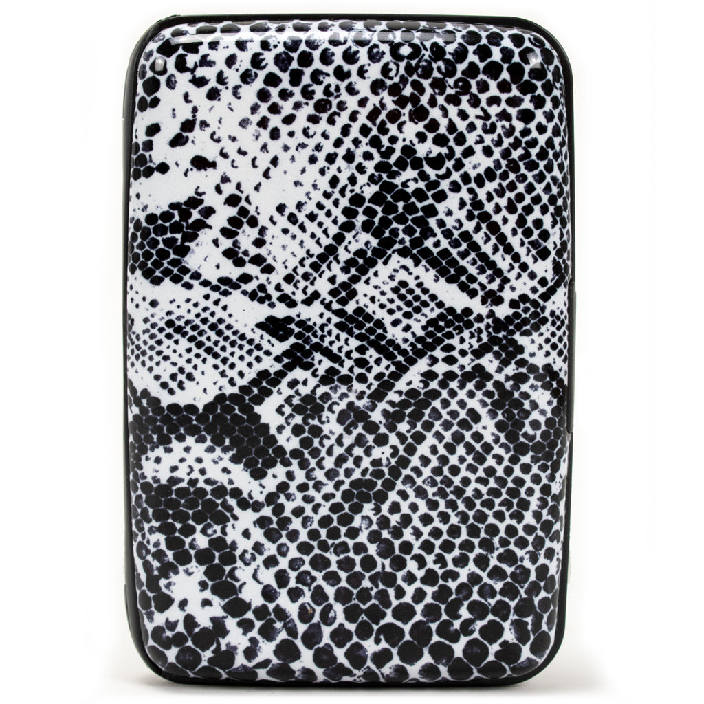 Collection RFID Wallet & Credit Card Case - Snake - Travellty