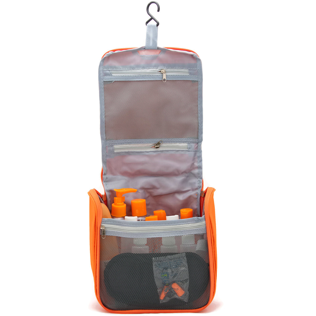 Waterproof Hanging Cosmetics and Toiletry Bag - [variant_title] - Travellty