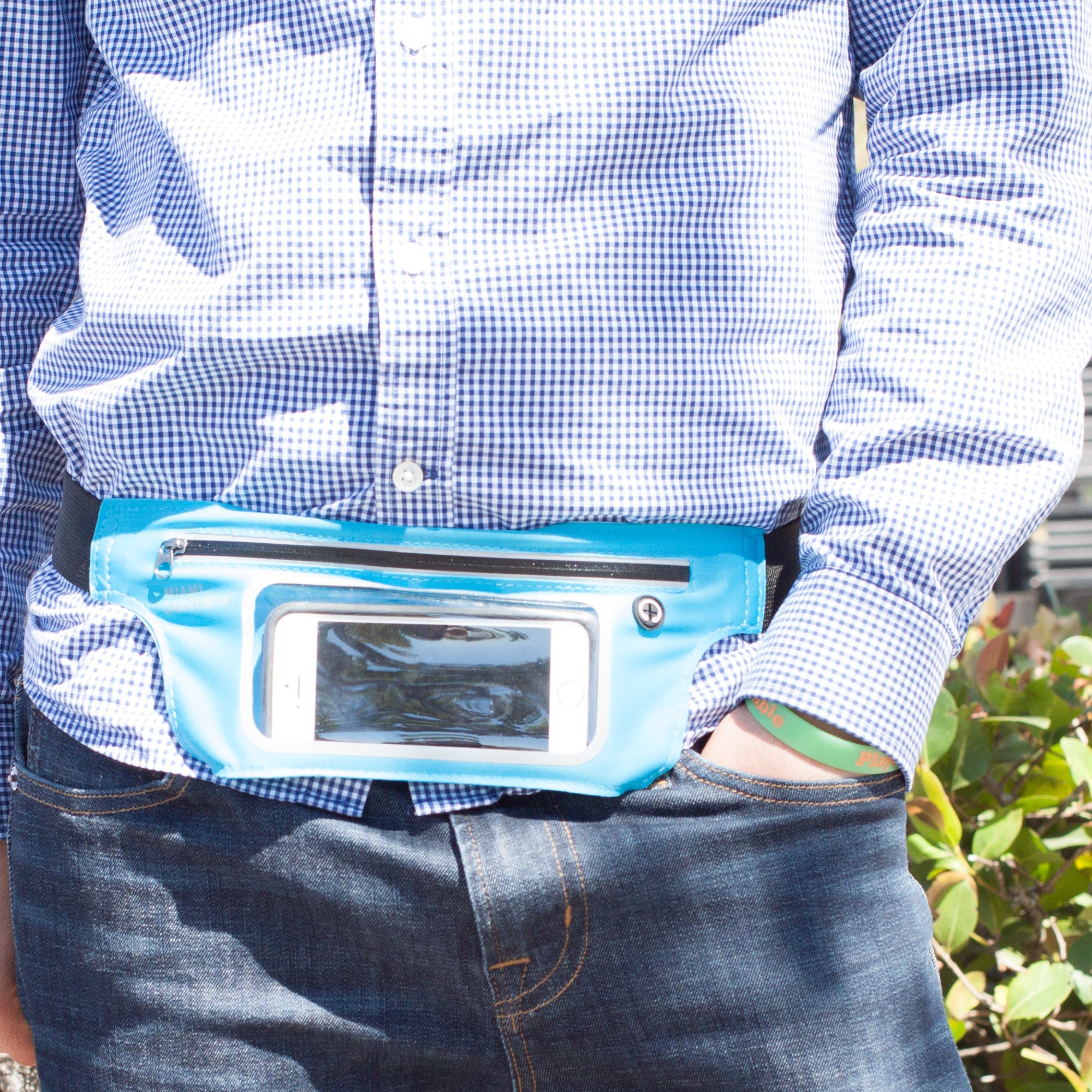 Water-Resistant Workout Belt for Smartphones - [variant_title] - Travellty