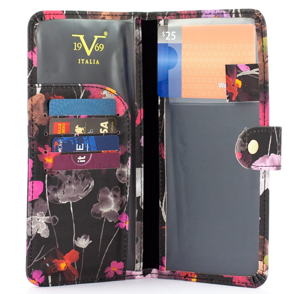 RFID Blocking Passport Cover and Wallet - [variant_title] - Travellty