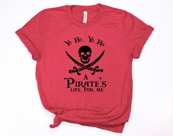 Pirates Of Caribbean Shirt