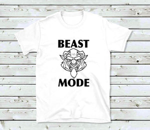 Beast Mode Disney Shirt