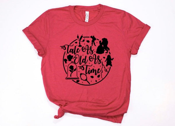 Tale as Old as Time Shirt