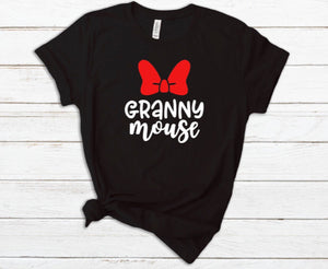 Granny Mouse shirt for Women