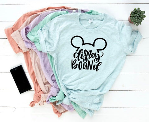 Disney Bound Vacation Shirt for Women & Men in Curvy Size