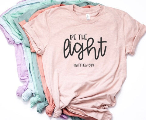Be the Light Shirt in Curvy Size