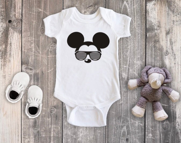 Mickey Mouse Shades shirt for Kids