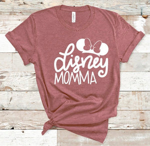 Disney Momma T-Shirt in Curvy Size