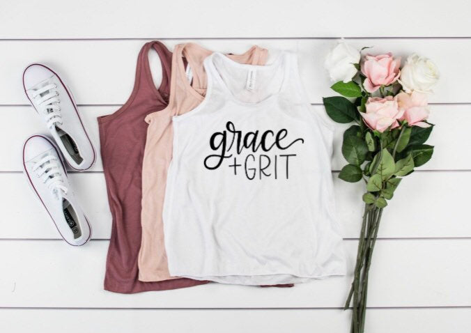 Grace and Grit Tank Top