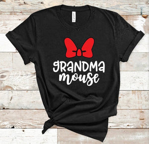 Grandma Mouse shirt for Women