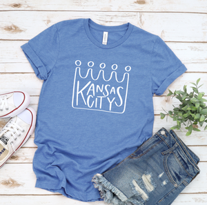 Kansas City Crown Shirt