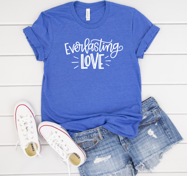 Everlasting Love Shirt in Curvy Size