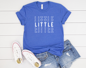 Sorority Big Little Shirts