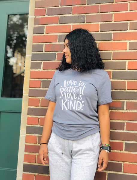 Love is Patient Love is Kind Shirt