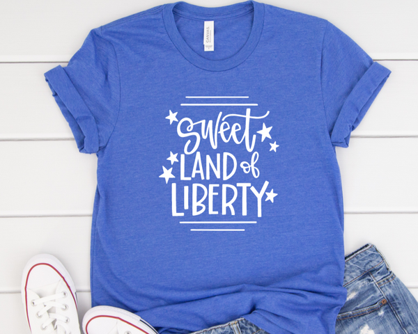Sweet Land of Liberty Shirt