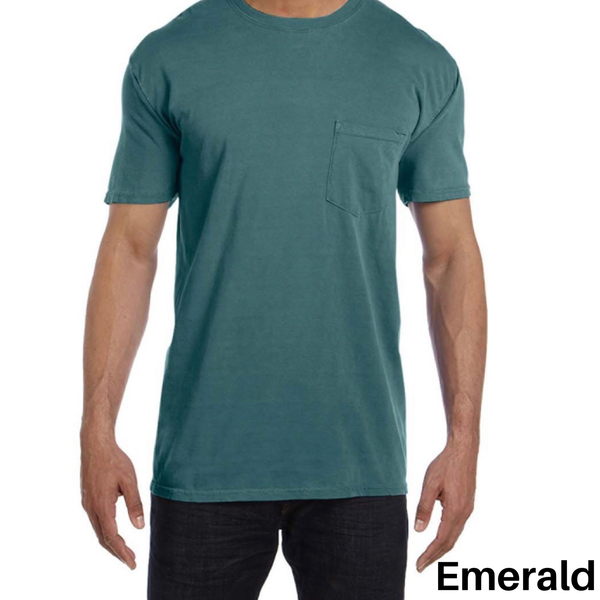 Washburn Ichabods Shirt in Comfort Colors