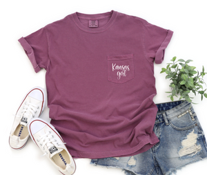 Kansas Girl Shirt