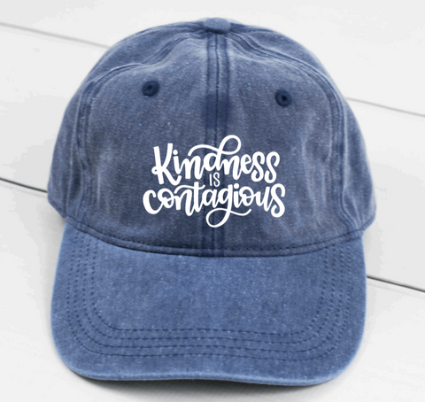 Kindness Is Contagious Hat