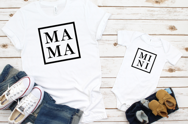 Mama Shirt for Moms