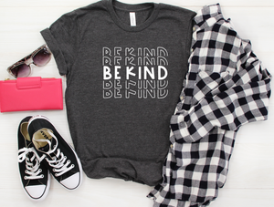 Be Kind Shirt in Curvy Size