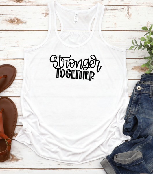 Stronger Together Tank Top