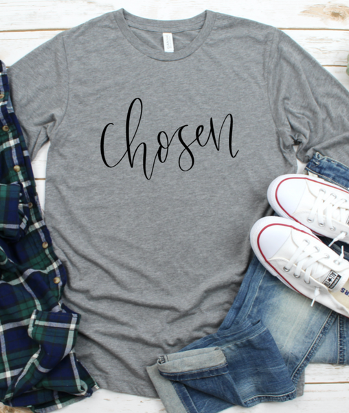 Chosen Long Sleeved Shirt