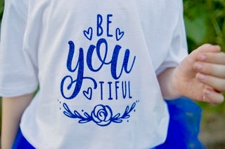 Beyoutiful Shirt for Kids