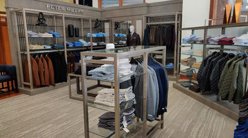 Peter Millar Crown Shop Opens in Richmond at Franco's