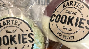 Meet a Business: Kartez Cookies