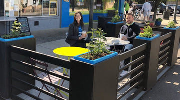 Parklets Popping Up Around Richmond
