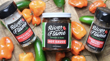 Meet a Business: River City Flame Sauces & Rubs
