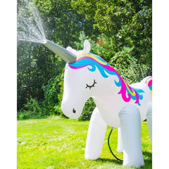 unicorn yard sprinkler