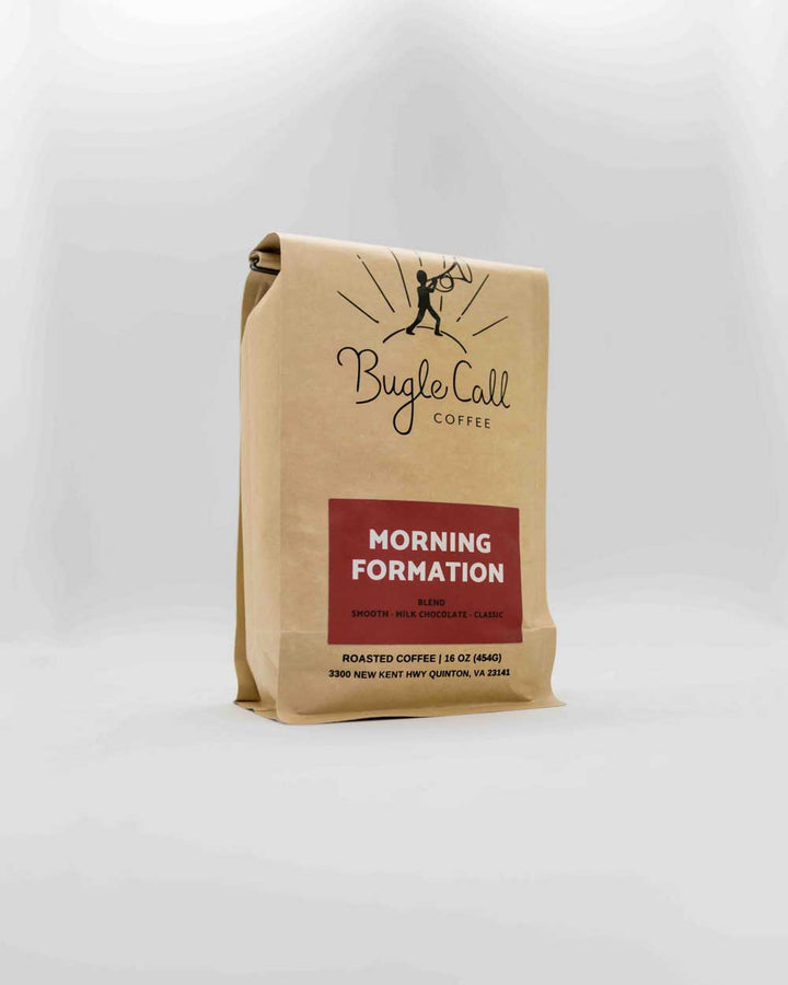 Morning Formation Blend (1 lb - 16oz)