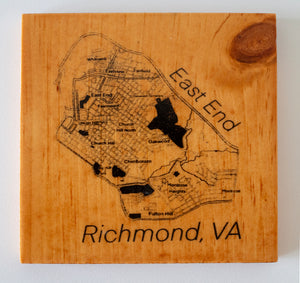 Richmond City Parks Coasters