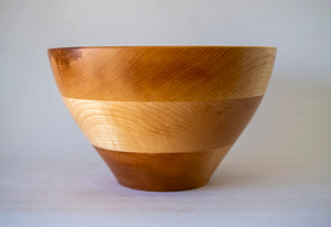 Large Hand Turned Bowl
