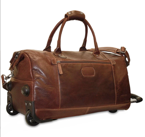 Jack Georges VOYAGER WHEELED DUFFLE BAG