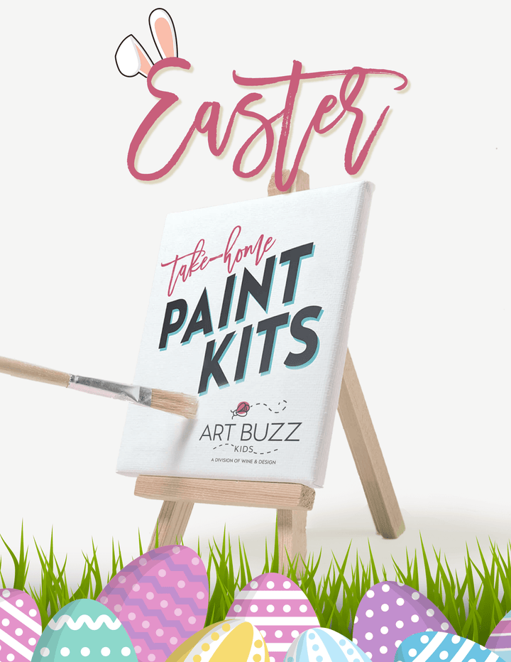 EASTER PAINT KIT