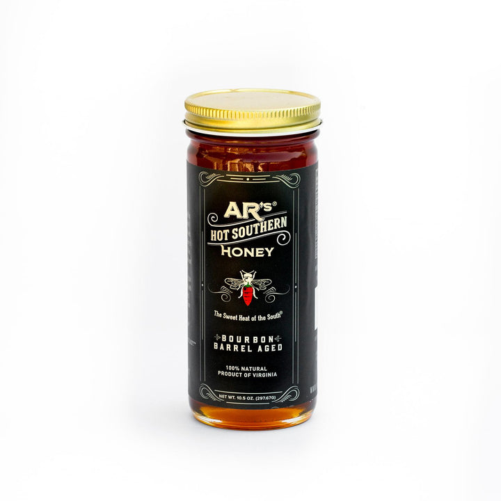 AR's ® Bourbon Barrel Aged Hot-Hot Southern Honey