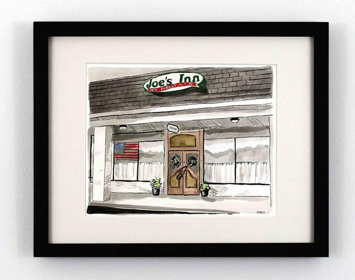 Peyton Millikan, Title: Joe's Inn, Bon Air