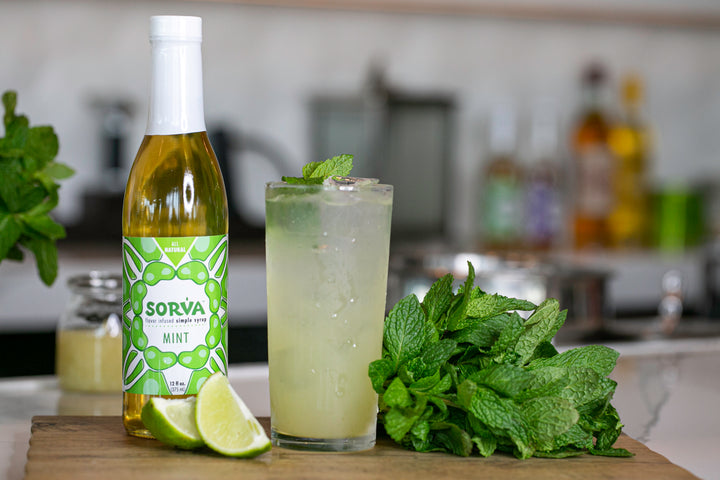 Mint Sorva Syrup