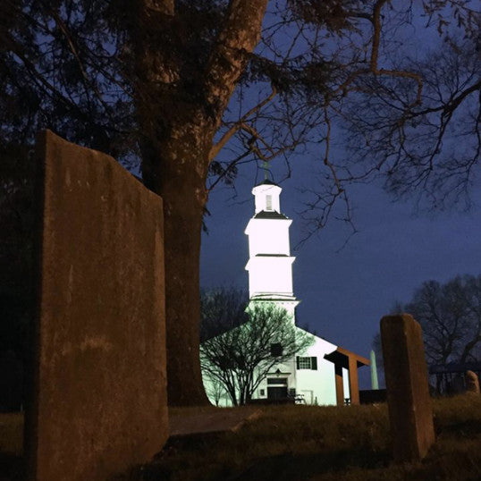 Church Hill Chillers Ghost Tour