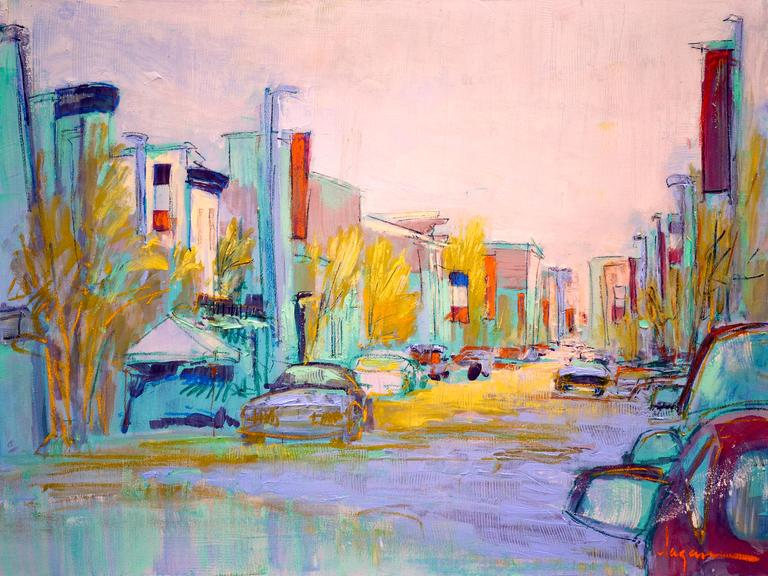 Dorothy Fagan, Title: Carytown *Limited Edition*