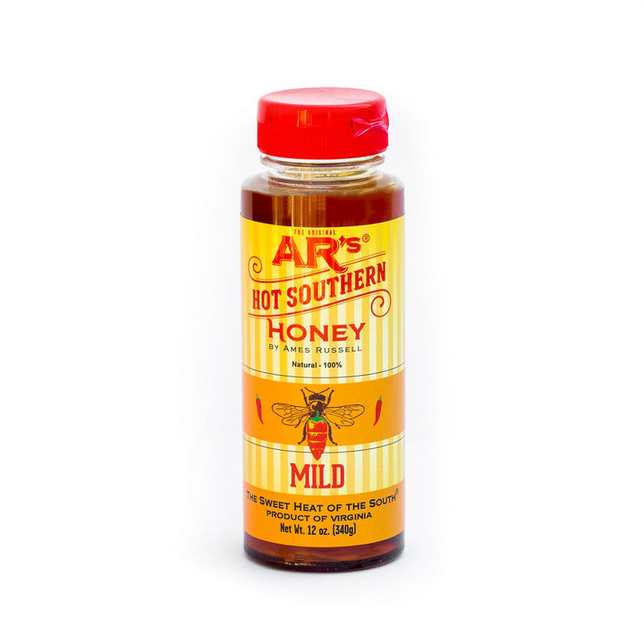 AR's® Original Hot Southern Honey (Hot-Mild), 12 oz Net Wt.