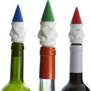 Gnome Bottle Stopper