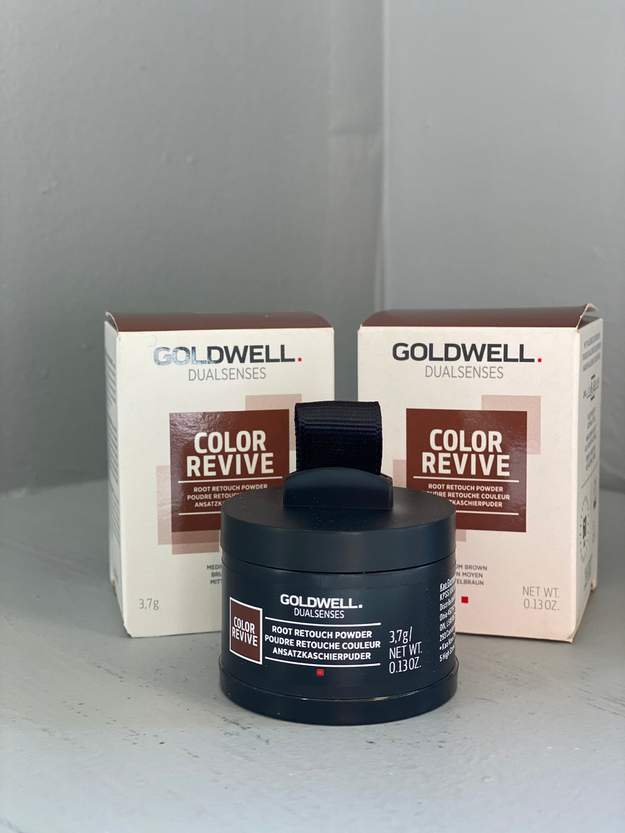 Goldwell Color Revive, root retouch powder