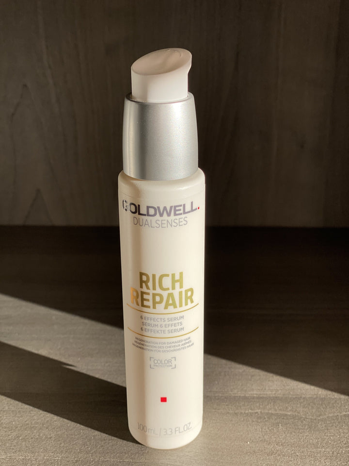 Goldwell Rich Repair, 6 effects serum