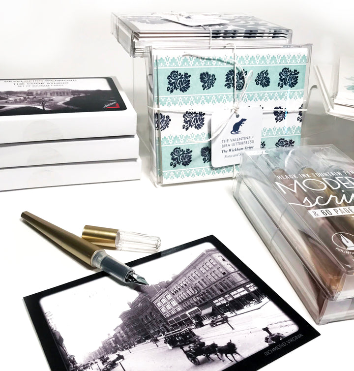 Richmond Made Stationery Gift Bundle