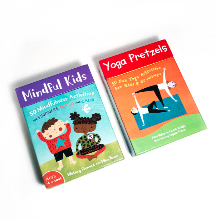 Mindful Activities | Yoga Pretzels